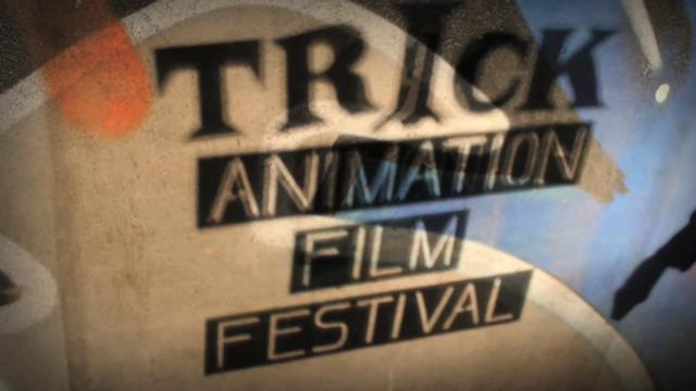 TRICK FESTIVAL opening title