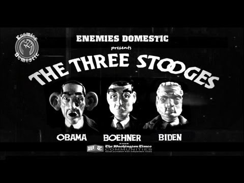 Government Shutdown - Three Stooges to Blame!