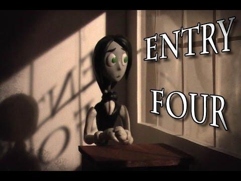 My Bedroom Door Entry 04