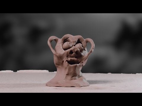 Claymation Transformation stop motion