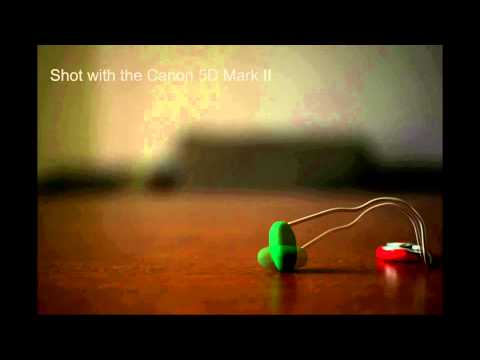 First Stop Motion Test (Canon 5D Mark II)