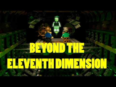 Beyond the Eleventh Dimension