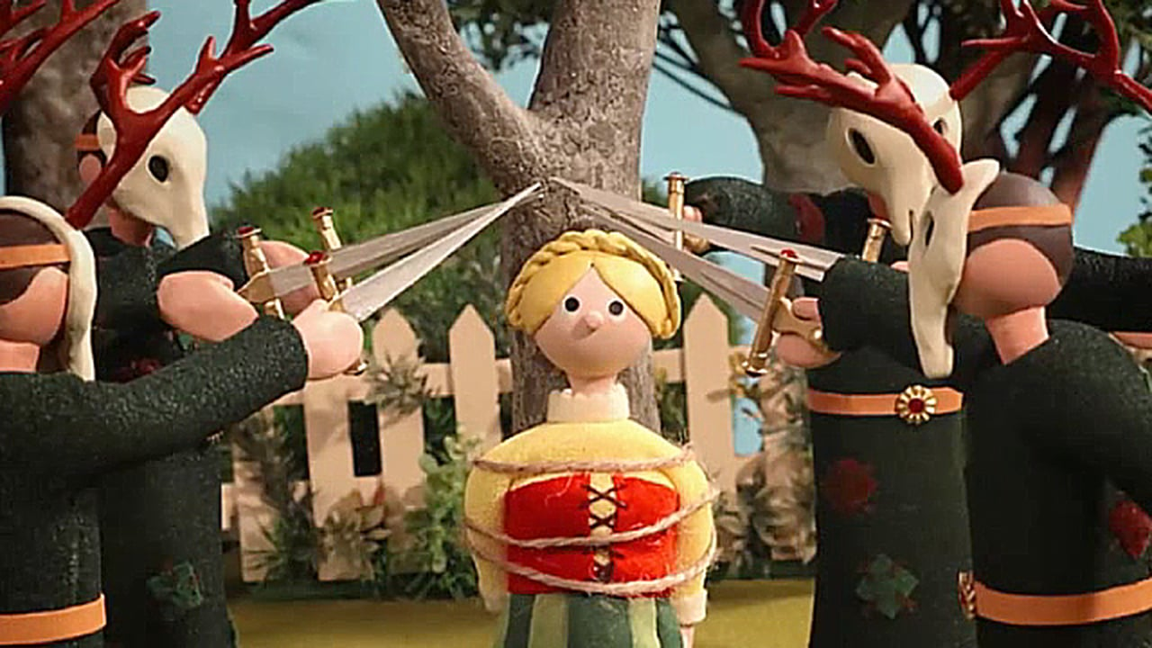 Radiohead - Burn the Witch (2016) - Official Music Video