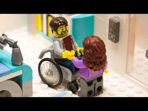 """Say """"YES"""" to competence (Lego Brickfilm Commercial)"""