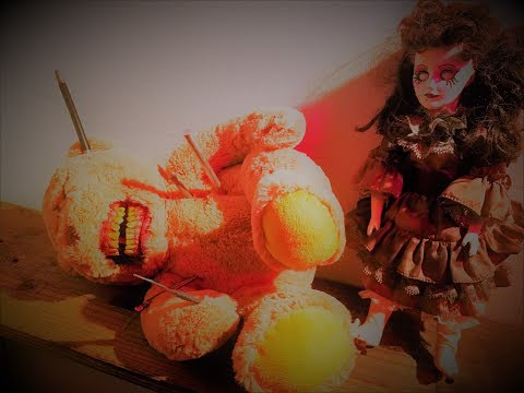 VKULT Doll TestAnimation- feat. Skinny Puppy Assimilate