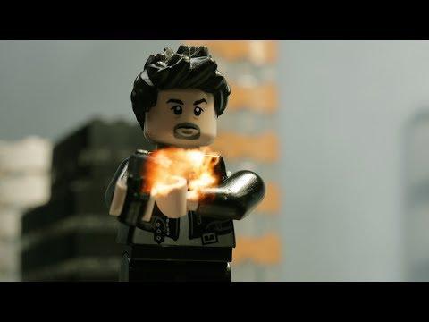 Sicario 2: Soldado Trailer in LEGO