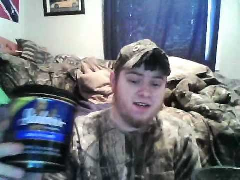 big ass blue tube of dip!
