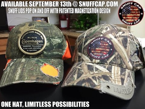 INTRODUCING SNUFF CAP©