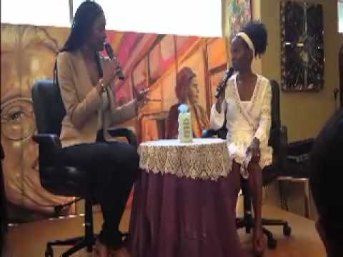 Nadyne T Hicks Interview Part 1 of 2- Through Eyes That See