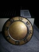 Round tin alteraion