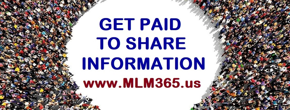 Get Paid To Share Information