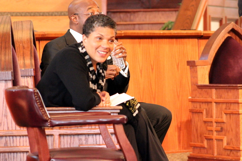 An Evening With Comrade Michelle Alexander