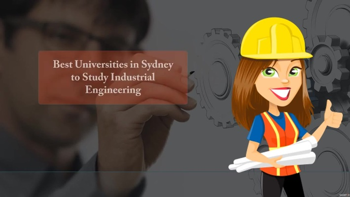 Best Universities in Sydney to Study Industrial Engineering
