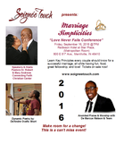 Marriage Simplicities (Love Never Fails Event)