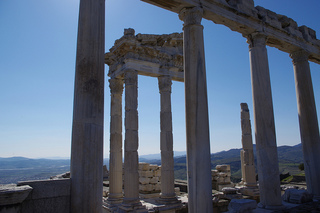 Turkish ruins (Flickr Creative Commons/Ken and Nyetta)