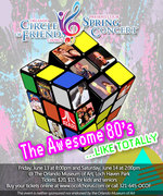 The Awesome 80s...Like Totally