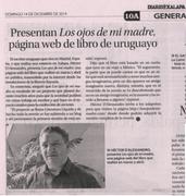 """Héctor D'ALESSANDRO presenta """"Los ojos de mi madre"""""""
