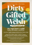 Dirty Gifted and Welsh 2014