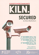 KILN: Secured by Tobias Weatherburn