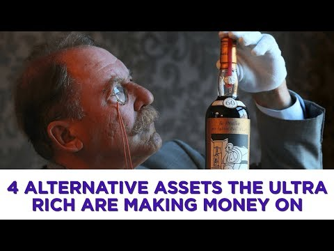 Four alternative assets the ultra rich are making money on