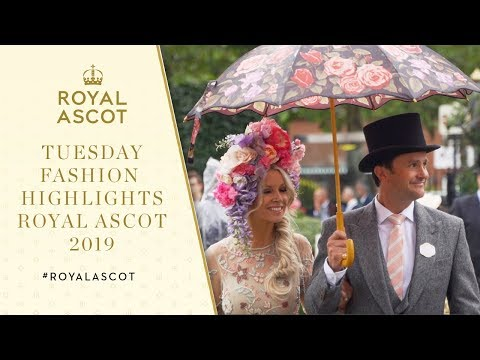 Tuesday Fashion Highlights | Royal Ascot 2019