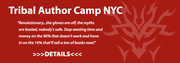 Tribal Author Book Marketing Camp NYC | $250 OFF