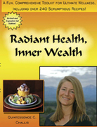 Radiant Health - Inner Wealth with Vegan Chef Tess Challis