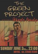 Ρεμπέτικη Βραδιά / Live Rebetika at 'The Green Project'