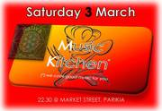 Music Kitchen - Live at Sativa Music Bar