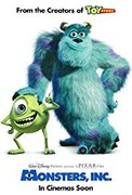 Children Cinema: Monsters, Inc.