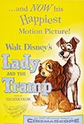 Children Cinema: Lady and the Tramp