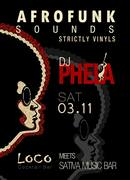 DJ Phela at Sativa Music Bar