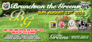 BRUNCH ON THE GREENS >>>>AN ALL INCLUSIVE EVENT