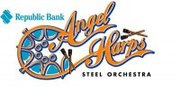 Steel Pan Classes  -- Grenada's Republic Bank Angel Harps