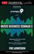 APA Music Business Seminar 2 - Changing Face of Music Production