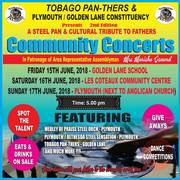 A STEELPAN & CULTURAL TRIBUTE TO FATHERS