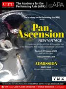 Pan Ascension - Academy for the Performing Arts