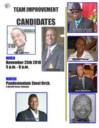 Northern Region Elections, Pan Trinbago