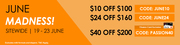 Guardian Coupon June Sale- Save $10 On Your Items
