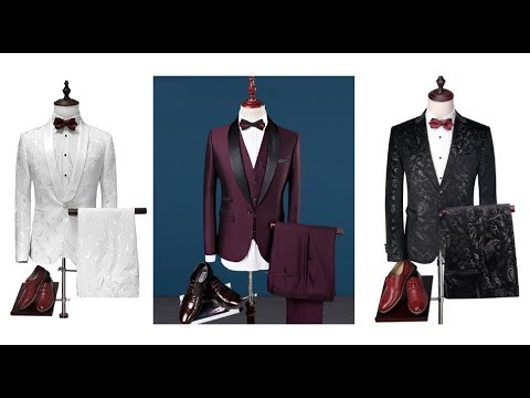 costume homme marriage