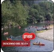 Descenso Del Sella Y Fiesta En Asturias. Del 2 Al 4 De Agosto