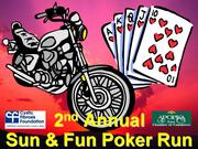 Sun & Fun Poker Run for Cystic Fibrosis