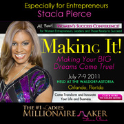 Women's Success Conference - Making It!