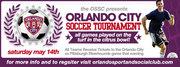 """""""Orlando City"""" Soccer Tournament"""