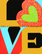 """American Childhood Cancer Org. """"Caring Art for Caring Hearts"""""""
