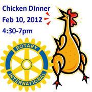 Chicken dinner for Scholarships