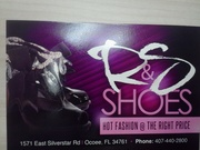 R&S SHOES MODEL OPEN CALL