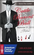 American Cancer Society's 2013 Cattle Barons' Ball of Lake & Sumter counties