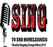 Let YOUR VOICE be heard for a cause- SING To End Homelessness! Auditions