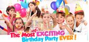 'The Happy Journey Children's Birthday Party Fun Expo'